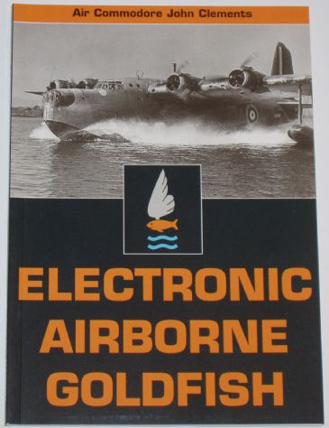 Electronic Airborne Goldfish, by John Clements